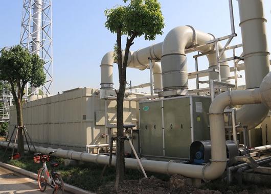 上海某污水公司